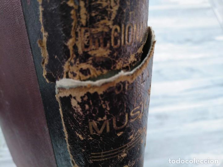 Libros antiguos: DICCIONARIO DE LA MÚSICA - OBRA DE LUISA LACÁL (AÑO 1900) - Foto 12 - 190529048