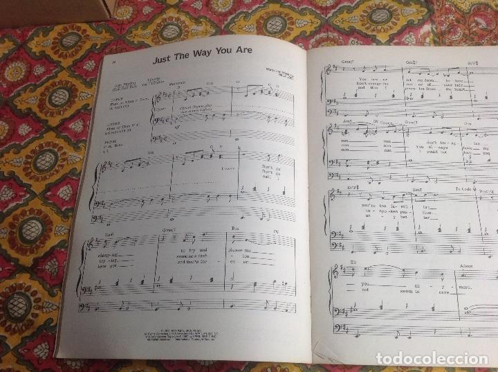 Libros antiguos: BILLY JOEL. PIANO - Foto 2 - 191790672