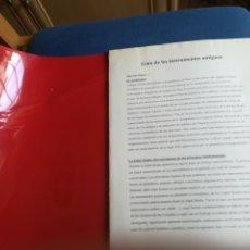 Libros antiguos: GUÍA DE INSTRUMENTOS ANTIGUOS JEROME LEJEUNE. Lote 192555742