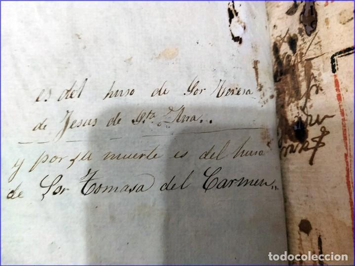 Libros antiguos: AÑO 1616. LIBRO EDITADO EN SEVILLA CON PARTITURAS. 400 años de antigüedad. Muy raro. - Foto 3 - 193961035