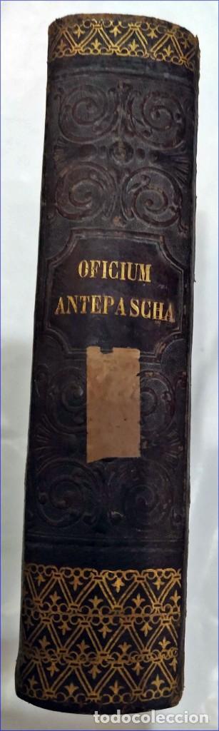 Libros antiguos: AÑO 1616. LIBRO EDITADO EN SEVILLA CON PARTITURAS. 400 años de antigüedad. Muy raro. - Foto 13 - 193961035