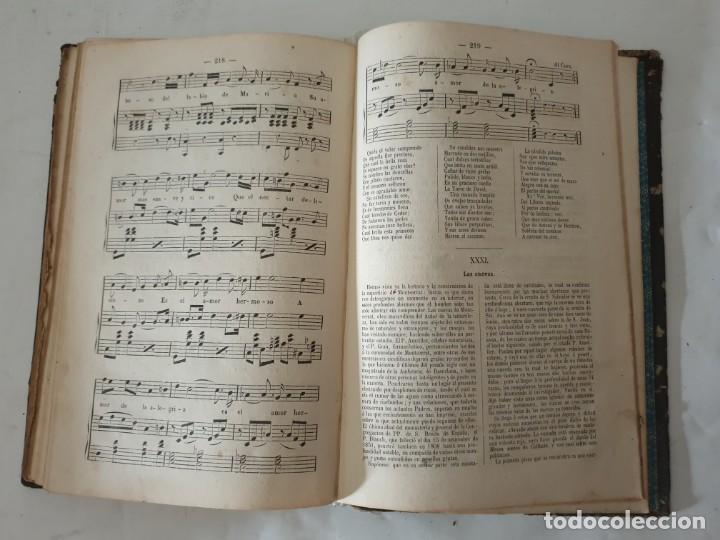 Libros antiguos: LOS CANCIONEROS DE MONTSERRAT 1863 - Foto 5 - 194196818