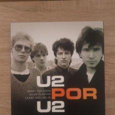 Libros antiguos: U2 POR U2 (RBA). Lote 194205488