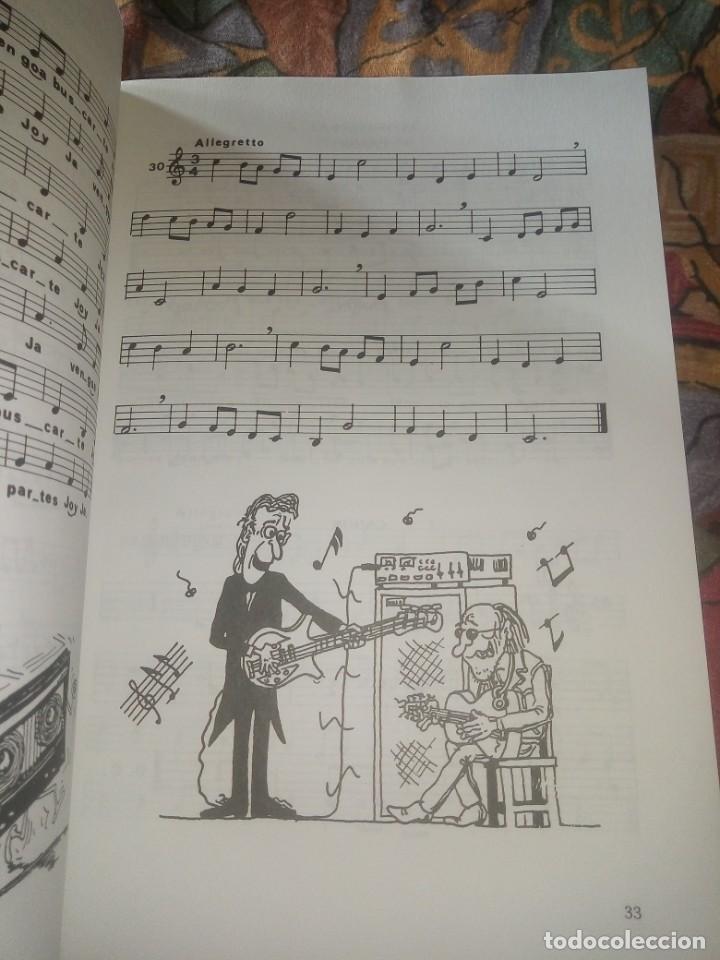 Libros antiguos: Lectura Musical 2 - A. Ginés Abellán - Edición 1987 - Foto 5 - 194208468