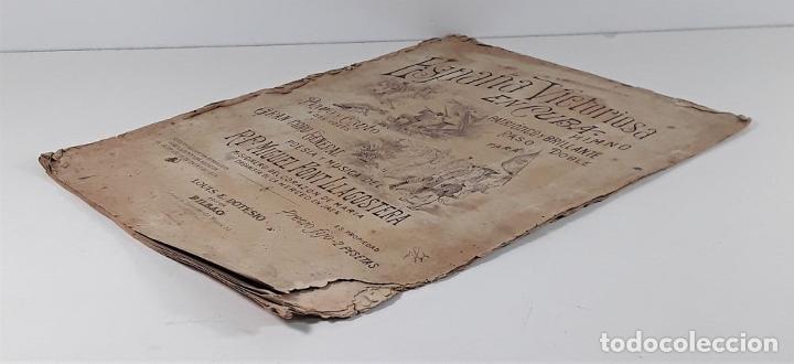 Libros antiguos: ESPAÑA VICTORIOSA EN CUBA. MIGUEL FONT LLAGOSTERA. EDIT. LOUIS E. DOTÉSIO. BILBAO. S/F. - Foto 9 - 170272804