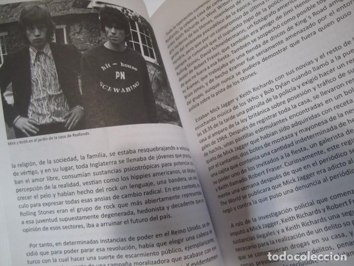 Libros antiguos: libro 50 momentos claves en la historia de los rolling stones mariano muniesa quarentena ediciones - Foto 3 - 194870393