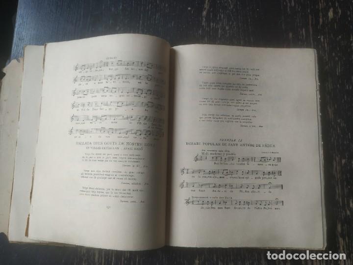 Libros antiguos: PEL NOSTRE IDEAL. RECULL DESCRITS DE LLUIS MILLET. 1917 - Foto 5 - 195848752