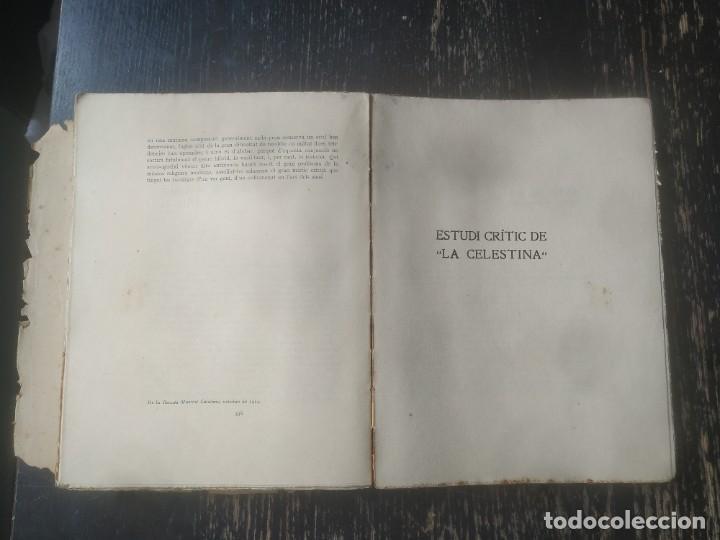 Libros antiguos: PEL NOSTRE IDEAL. RECULL DESCRITS DE LLUIS MILLET. 1917 - Foto 6 - 195848752