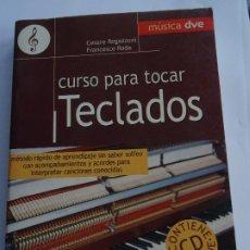 Libros antiguos: CURSO DE TECLADO. Lote 198557092