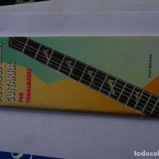 Libros antiguos: GUÍA DE ACORDES PARA GUITARRA. Lote 198557336