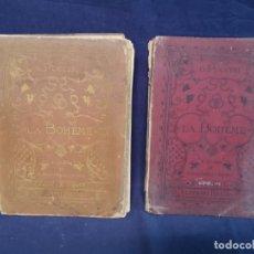 Libros antiguos: LA BOHEME.G.PUCCINI EDIZIONI RICORDI.. Lote 200292591