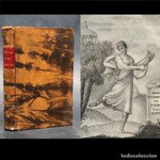 Libros antiguos: 1820 - COMPENDIO DE LAS PRINCIPALES REGLAS DEL BAILE - JOTA - FOLIA - FANDANGO - BOLERO. Lote 204251440