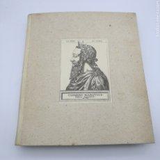 Libros antiguos: CURS DE MÚSICA VOCAL FRANCESA 1950-51 PEDRALBES BCN DEDICADO FIRMADO. Lote 205242065