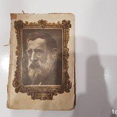 Libros antiguos: TOMÁS BRETÓN. ÁNGEL S. SALCEDO. DEDICADO Y FIRMADO. 1924.. Lote 209121653
