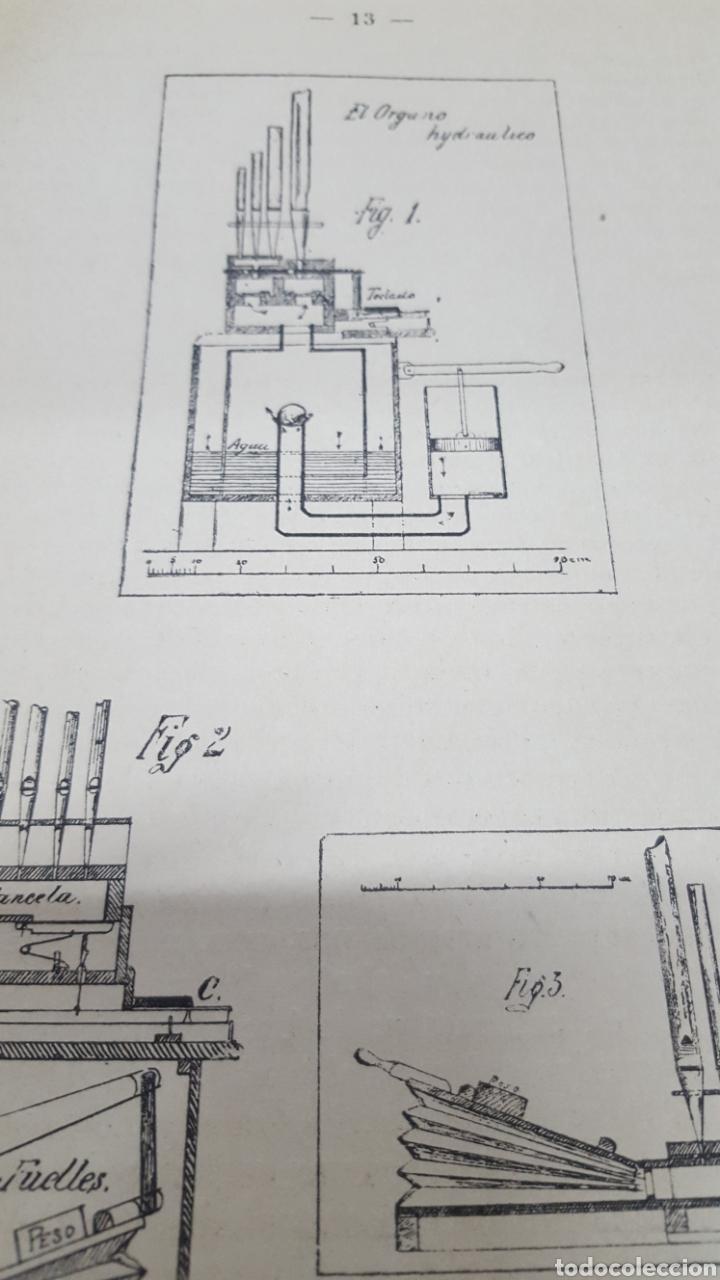 Libros antiguos: MERKLIN, Alberto: ORGANOLOGÍA Exposición científica y gráfica del órgano en todos sus elementos 1924 - Foto 4 - 210100270