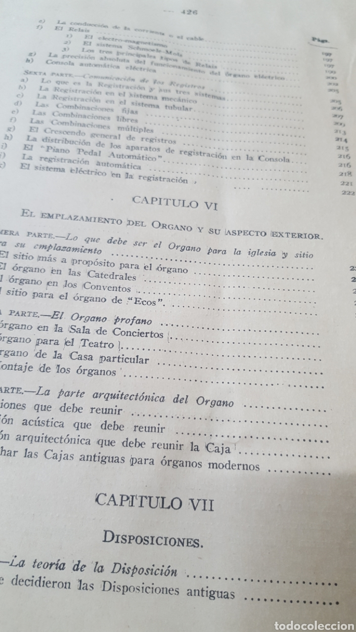 Libros antiguos: MERKLIN, Alberto: ORGANOLOGÍA Exposición científica y gráfica del órgano en todos sus elementos 1924 - Foto 15 - 210100270