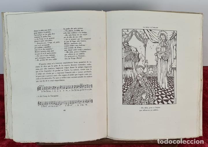 Libros antiguos: APLEC DE NON-NONS I CANÇONS DE BRESSOL. JOSEP GIBERT. TIP. BOSCH. 1948. - Foto 5 - 212680311