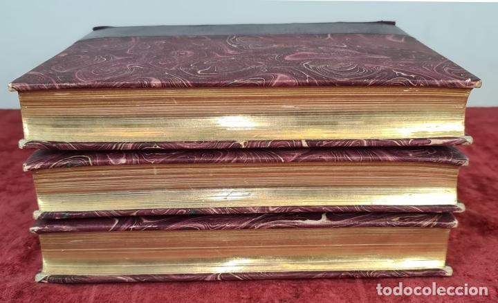 Libros antiguos: LES SPECTACLES ET LE CINEMA A TREVERS LES AGES. EDIT. CYGNE. 3 VOL. 1932. - Foto 7 - 213067011