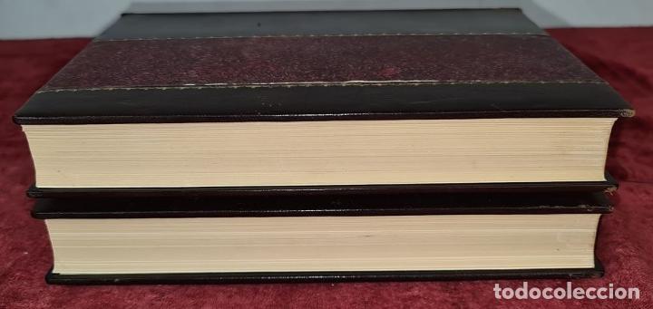 Libros antiguos: MISCELANEA A MONSEÑOR HIGINIO ANGLES. CSIC. 2 VOL. 1958-1961. - Foto 6 - 213126810