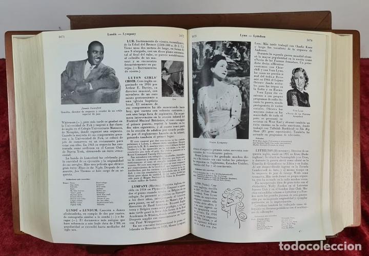 Libros antiguos: EL MUNDO DE LA MUSICA. K.B. SANDVED. EDIT. ESPASA CALPE. 1962. - Foto 3 - 213622877