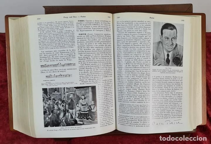 Libros antiguos: EL MUNDO DE LA MUSICA. K.B. SANDVED. EDIT. ESPASA CALPE. 1962. - Foto 4 - 213622877