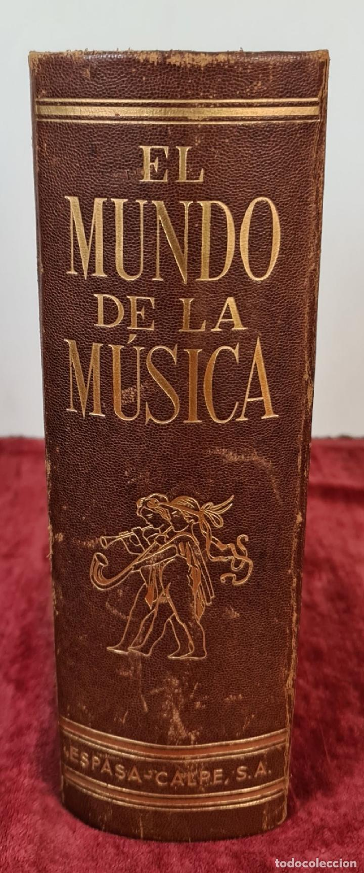 Libros antiguos: EL MUNDO DE LA MUSICA. K.B. SANDVED. EDIT. ESPASA CALPE. 1962. - Foto 5 - 213622877