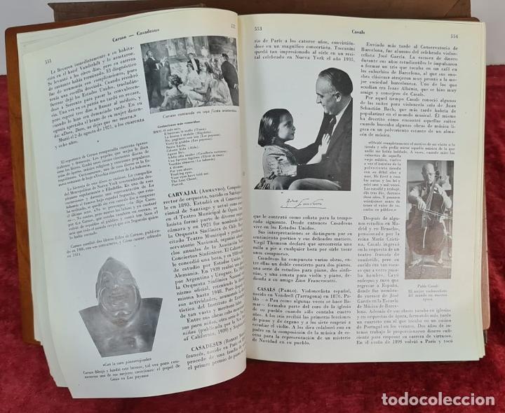 Libros antiguos: EL MUNDO DE LA MUSICA. K.B. SANDVED. EDIT. ESPASA CALPE. 1962. - Foto 6 - 213622877
