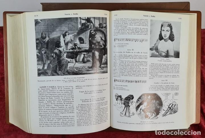 Libros antiguos: EL MUNDO DE LA MUSICA. K.B. SANDVED. EDIT. ESPASA CALPE. 1962. - Foto 8 - 213622877