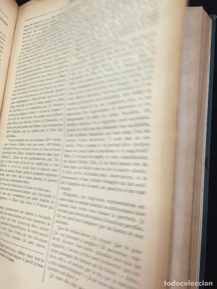 Libros antiguos: Le Guide Musical, 1903, Vol. 49: Théâtres, Concerts; Actualité, Histoire, Esthétique. Année 1903. - Foto 9 - 221337331