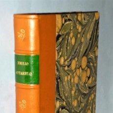 Libros antiguos: ORÍGENES Y ESTABLECIMIENTO DE LA ÓPERA EN ESPAÑA HASTA 1800. Lote 224560768