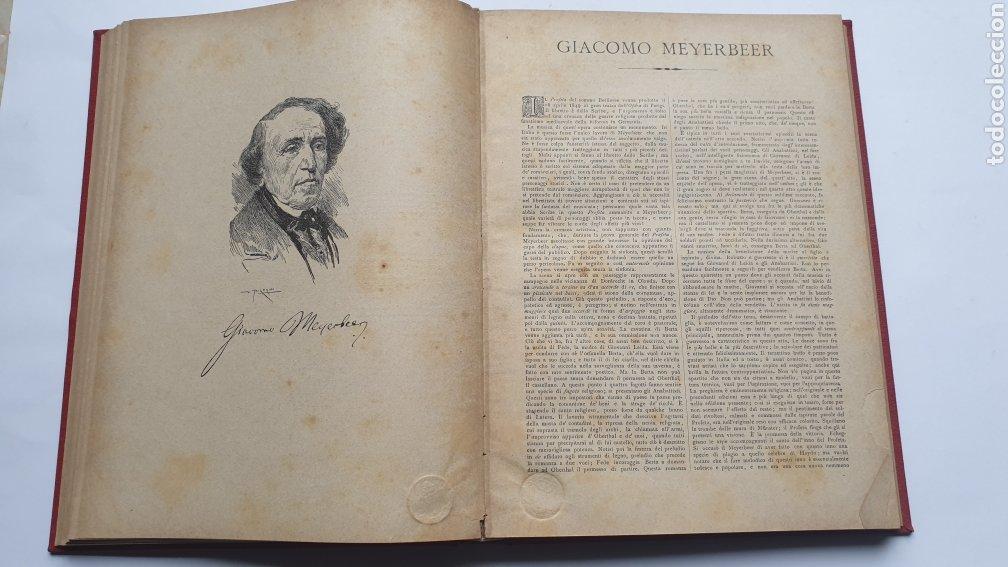 Libros antiguos: 2 Óperas de Giacomo Meyerbeer DINORAH Y IL PROFETA - Foto 7 - 230859970