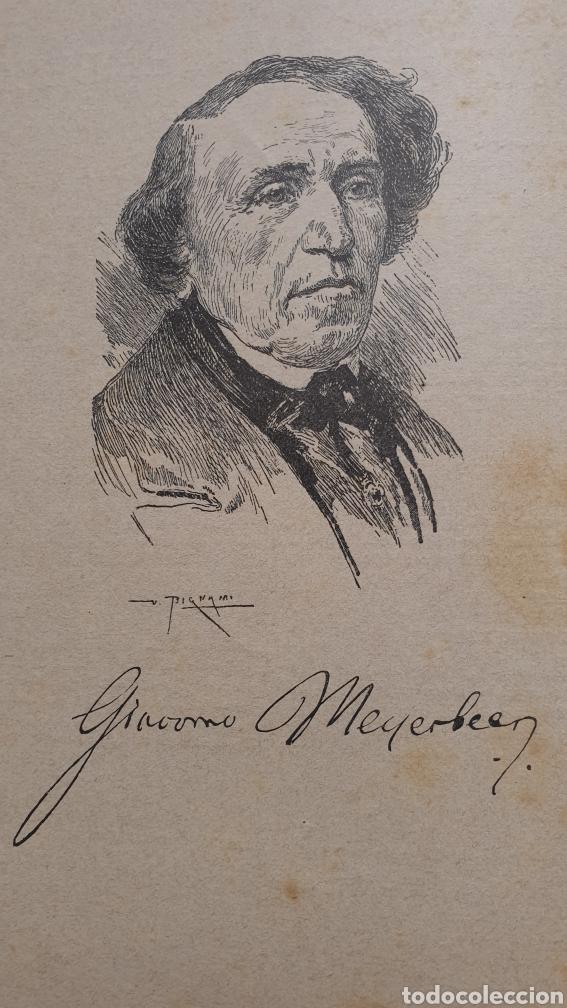 2 ÓPERAS DE GIACOMO MEYERBEER DINORAH Y IL PROFETA (Libros Antiguos, Raros y Curiosos - Bellas artes, ocio y coleccion - Música)