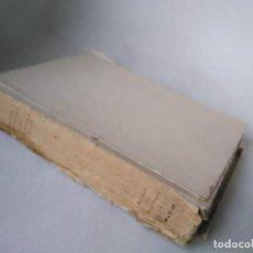 Libros antiguos: JOSÉ DELEITO Y PIÑUELA. ORIGEN Y APOGEO DEL GÉNERO CHICO. Lote 233512600