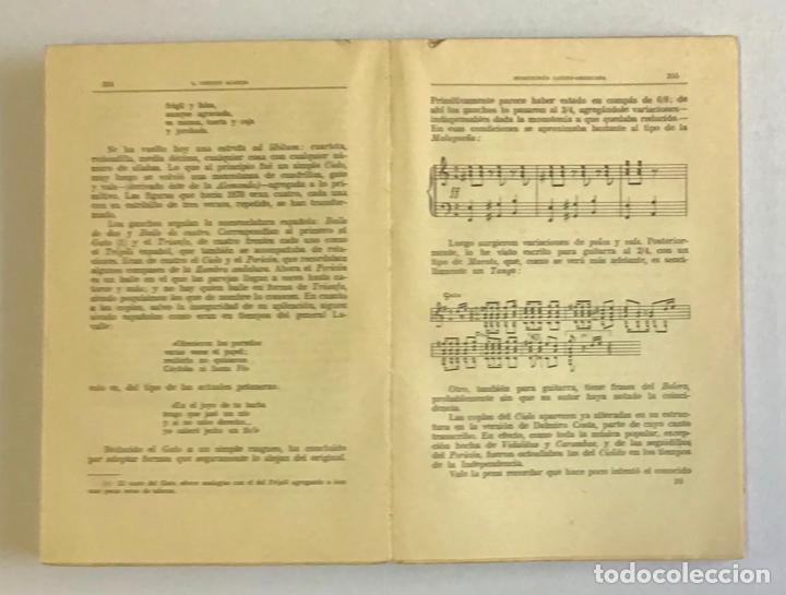 Libros antiguos: LA MÚSICA POPULAR Y LOS MÚSICOS CÉLEBRES DE LA AMÉRICA LATINA. - CORTIJO A., L. - Foto 2 - 268298479