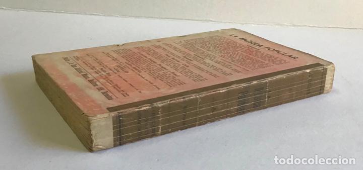 Libros antiguos: LA MÚSICA POPULAR Y LOS MÚSICOS CÉLEBRES DE LA AMÉRICA LATINA. - CORTIJO A., L. - Foto 4 - 268298479