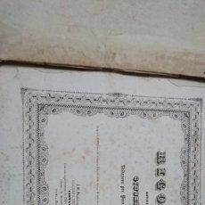Libros antiguos: RIGOLETTO DE VERDI, OBRA COMPLETA IMPRESA, PARA PIANO, SIGLO XIX. Lote 243102205