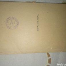 Libros antiguos: TANDA DE VALSES AUTOR SALVADOR RUEDA. Lote 254979140