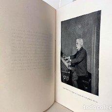 Libros antiguos: GABRIEL FAURÉ Y SU OBRA. (1921) POR VUILLEMIN. BIBLIOTECA VILLAR. Lote 255542715