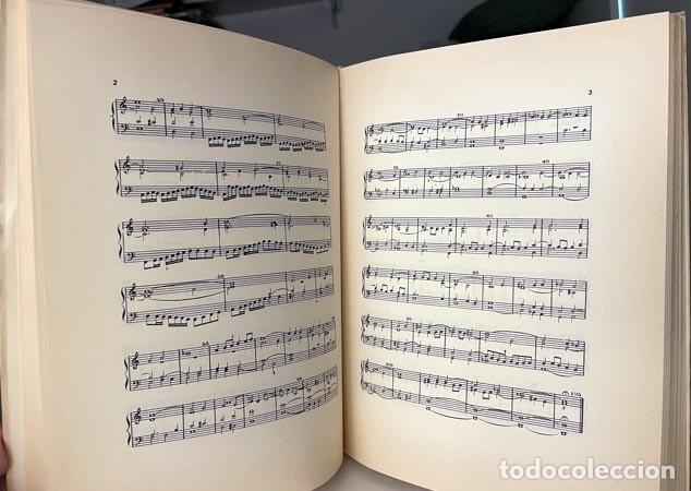 Libros antiguos: Juan B Cabanilles : Musici Organici. Opera Omnia. (Música de Órgano) - Foto 4 - 255671645