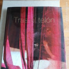 Libros antiguos: TRAS EL TELON, TEATRO REAL 10 AÑOS TEATRO REAL 164PP. Lote 262229535