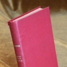 Libros antiguos: ANALES DEL TEATRO Y DE LA MÚSICA,JOSÉ V. PÉREZ MARTÍNEZ. EDITORIAL GUTENBERG-VICTORIANO SUÁREZ,1884.. Lote 269757978