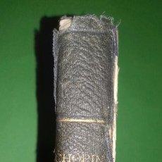 Libros antiguos: VICENTE M.ª DE GIBERT: CHOPIN: SUS OBRAS.( EDICIÓN ILUSTRADA & ORNAMENTADA ). HILOS DE PALUZIE, 1913. Lote 271639063