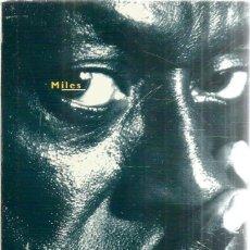 Livres anciens: MILES DAVIS & QUINCY TROUPE. LA AUTOBIOGRAFIA. MILES. EDICIONES B. Lote 284389973