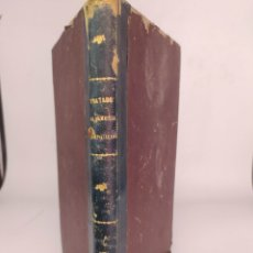 Libros antiguos: TRATADO TEÓRICO PRÁCTICO DE ARMONÍA Y COMPOSICIÓN POR DON FRANCISCO ANDREVÍ, PREBISTERO 1848. Lote 288015183