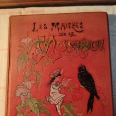 Libros antiguos: PETITE ANTHOLOGIE DES MAÎTRES DE LA MUSIQUE. LEOPOLD DAUPHIN, 1887. Lote 288671573