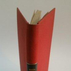 Libros antiguos: 1928 - RIBERA Y TARRAGÓ - LA MÚSICA DE LA JOTA ARAGONESA. Lote 288674048