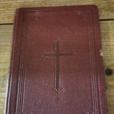 Libros antiguos: COLECCIÓN DE MOTETES - G.M. BRUÑO - 1931, 113 PAGINAS. Lote 289392853