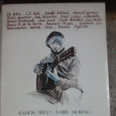 Libros antiguos: ME QUEDA LA PALABRA. 19 ENTREVISTAS A LOS CANTANTES Y CANTAUTORES MÁS IMPORTANTES (MADRID, 1978). Lote 294934433