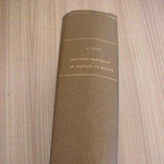 Libros antiguos: HISTORIA DE CÓMICOS Y EL MANIQUÍ DE MIMBRE, EN UN TOMO-DE ANATOLE FRANCE--IMP. JUAN PUEYO-1936. Lote 23768562