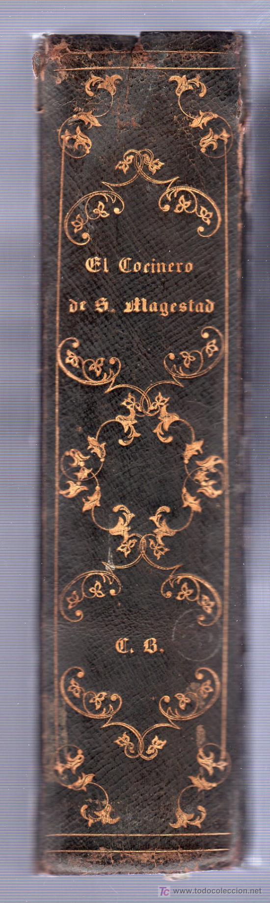 Libros antiguos: EL COCINERO DE SU MAJESTAD. MEMORIAS DEL TIEMPO DE FELIPE III POR FERNANDEZ Y GONZALEZ. MADRID 1857 - Foto 2 - 26532059